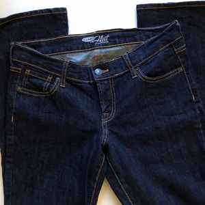 Old Navy The Flirt Style Jeans Boot Cut (2 short)